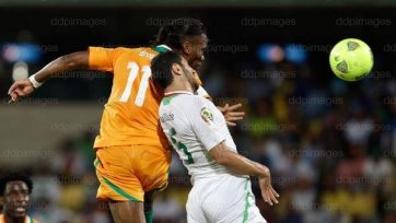 Кот-д'Ивуар ушел от поражения проигрывая 0-2