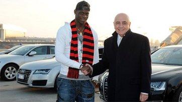 Марио Балотелли всегда мечтал играть в «Милане»