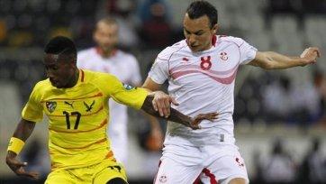 Незабитый пенальти в конце встречи стоил Тунису выхода в плей-офф