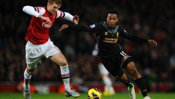 «Арсенал» спас игру, проигрывая 0-2
