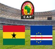 Гана - Кабо-Верде (2:0) (02.02.2013) Видео Обзор