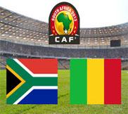 ЮАР - Мали (1:1, по пенальти 1:3) (02.02.2013) Видео Обзор