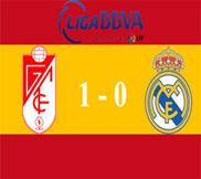 Гранада - Реал Мадрид (1:0) (03.02.2013) Видео Обзор
