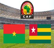 Буркина Фасо - Того (1:0) (03.02.2013) Видео Обзор