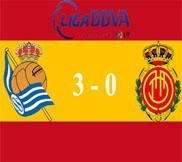 Реал Сосьедад - Мальорка (3:0) (03.02.2013) Видео Обзор