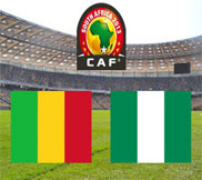 Мали - Нигерия (1:4) (06.02.2013) Видео Обзор