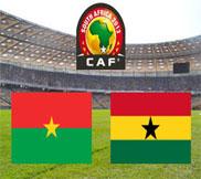 Буркина-Фасо - Гана (1:1, по пенальти 3-2) (06.02.2013) Видео Обзор