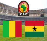 Мали - Гана (3:1) (09.02.2013) Видео Обзор