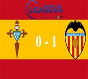 Сельта - Валенсия (0:1) (09.02.2013) Видео Обзор