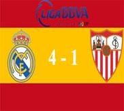 Реал Мадрид - Севилья (4:1) (10.02.2013) Видео Обзор