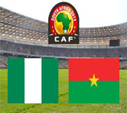 Нигерия - Буркина Фасо (1:0) (10.02.2013) Видео Обзор