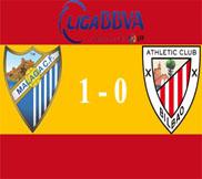 Малага - Атлетик (1:0) (16.02.2013) Видео Обзор
