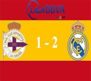 Депортиво - Реал Мадрид (1:2) (23.02.2013) Видео Обзор