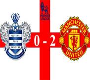 КПР - Манчестер Юнайтед (0:2) (23.02.2013) Видео Обзор