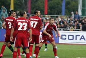«Мордовия» под руководством румынского тренера уступила на подготовительном сборе