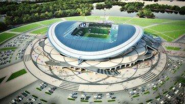 Узнай, как будет называться новый стадион «Рубина»!