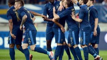 Матч между сборным Франции и Англии отменен