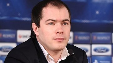В «Спартаке» новый генеральный директор