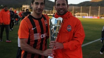 «Шахтер» выиграл турнир «Copa del Sol»