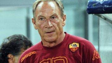 Итальянская «Рома» осталась без главного тренера