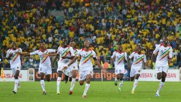 Мали выходит в полуфинал, оставив за бортом хозяев