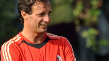 Балотелли уже сегодня может выйти в основе «Милана»