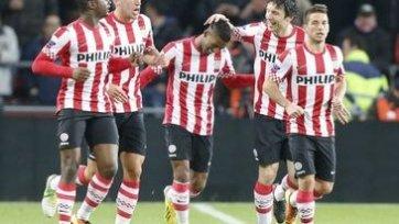 ПСВ отправил семь мячей в ворота «АДО Ден Хаага»