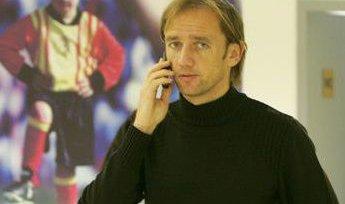 Бывший капитан ФК «Москва» Раду Ребежа проиграл борьбу за пост президента Федерации футбола Молдовы