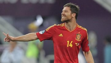 Марио Суарес вызван в сборную Испании вместо Хаби Алонсо