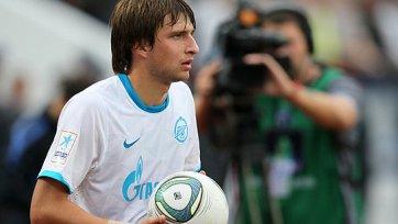 «Томь» может подписать защитника «Зенита»