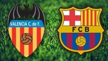 Анонс. «Валенсия» - «Барселона» - сможет ли «Барса» сделать еще один шаг к досрочному чемпионству?