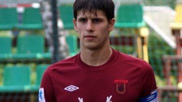 В астраханскую «Волгарь» перешел игрок «Рубина»