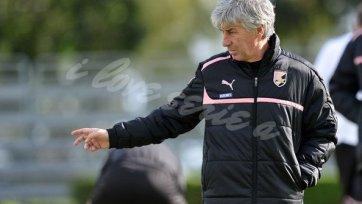 «Палермо» остался без главного тренера