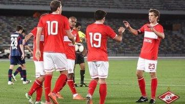 На сборах в Испании «Спартак» проведет четыре матча