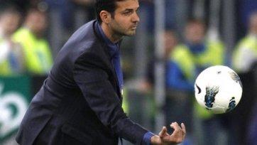 «Интер» может остаться без тренера?