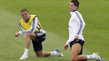 Пепе может помочь «Реалу» в матче против «Манчестер Юнайтед»