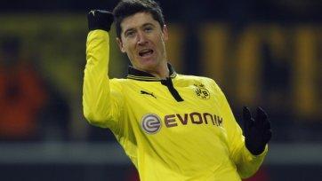 «Бавария» хочет перехватить Левандовски у «МЮ»