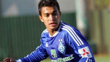 Еще один игрок киевского «Динамо» отправлен во вторую команду