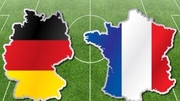 Анонс. Франция - Германия. Дружба не победит!