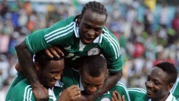 Эменике и Муса помогли Нигерии выйти в финал Кубка Африки