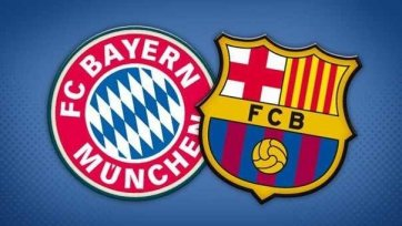 «Бавария» и «Барселона» договорились о товарищеском матче