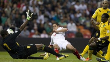 Сборные Мексики и Ямайки голов друг другу не забили