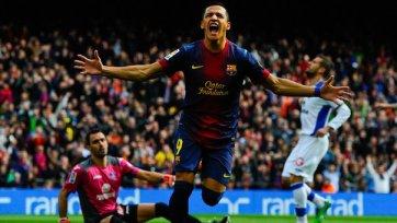 «Барселона» разбила «Хетафе»