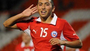 «Челси» подпишет молодого чилийца