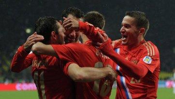 К матчу с североирландцами сборная России будет готовиться в Англии!