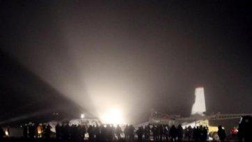 Под Донецком разбился самолет с фанатами «Шахтера»