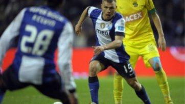 Марат Измайлов провел полноценный матч за «Порту»