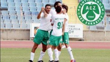 «Томь» одержала победу на кипрском сборе