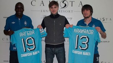 «Крылья Советов» подписали двух новых футболистов