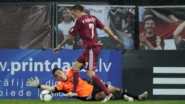 Лучший футболист Латвии будет играть в «Амкаре»